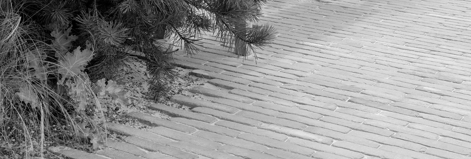 Clay Brick Paver Courses